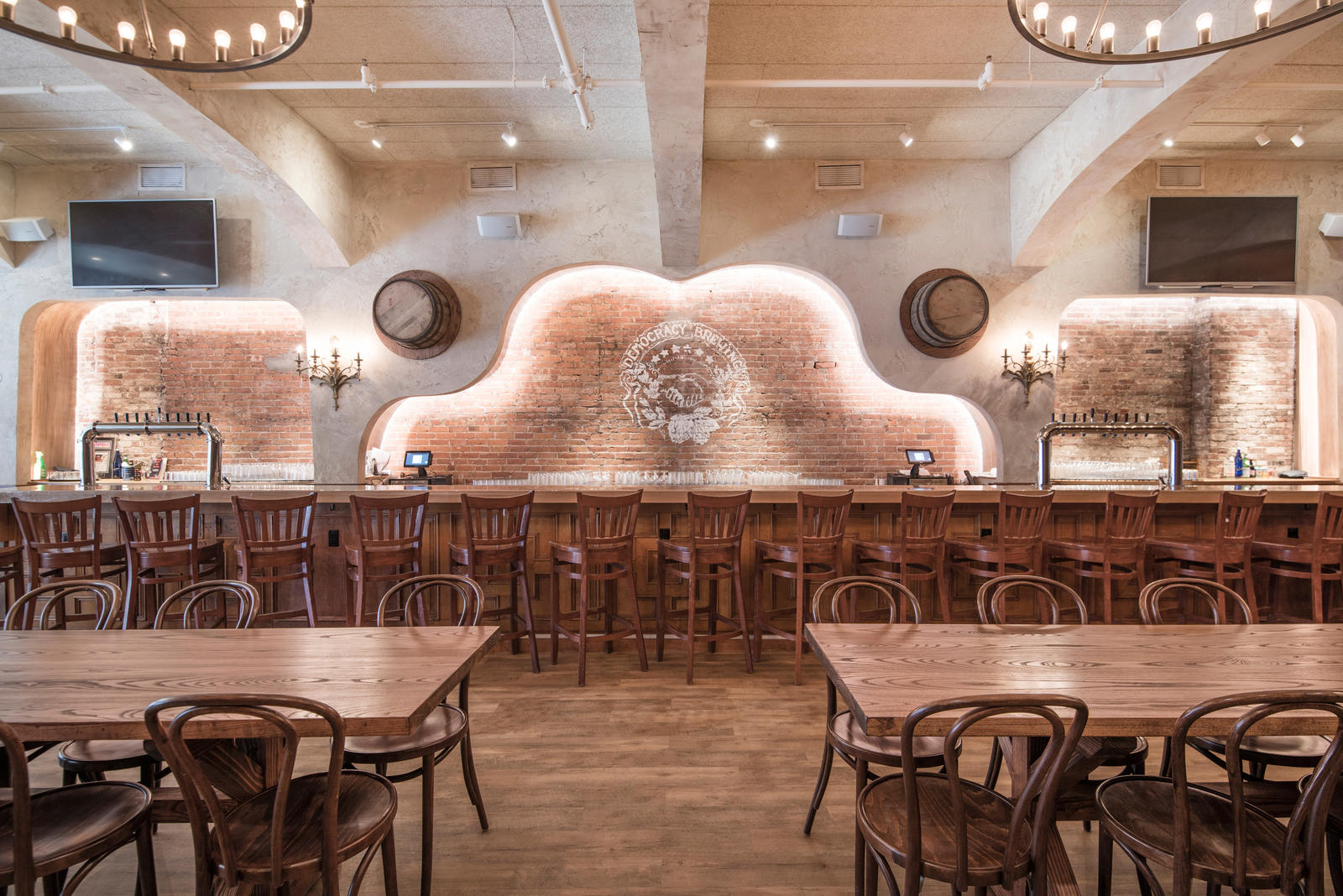 Old-World Brewpub Mixes Charm With Boston Character
