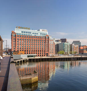 Converse Global Headquarters, Lovejoy Wharf, Boston