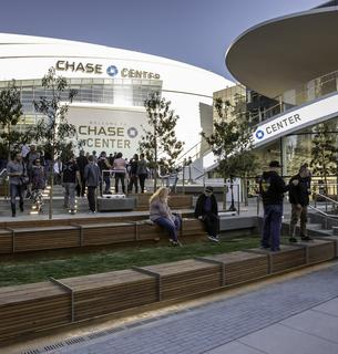 Chase Center, San Francisco, Calif.