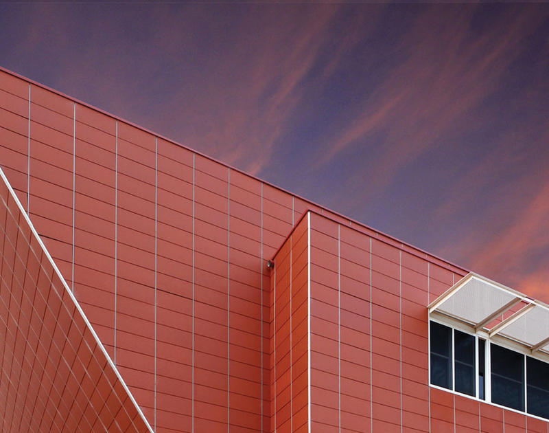 Terraçade tiles are made from natural clay material for durability, maximum strength and impact resistance.