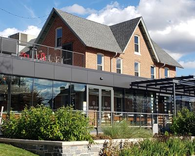 Schellhase Commons  at Ursinus College Collegeville, Pa.
