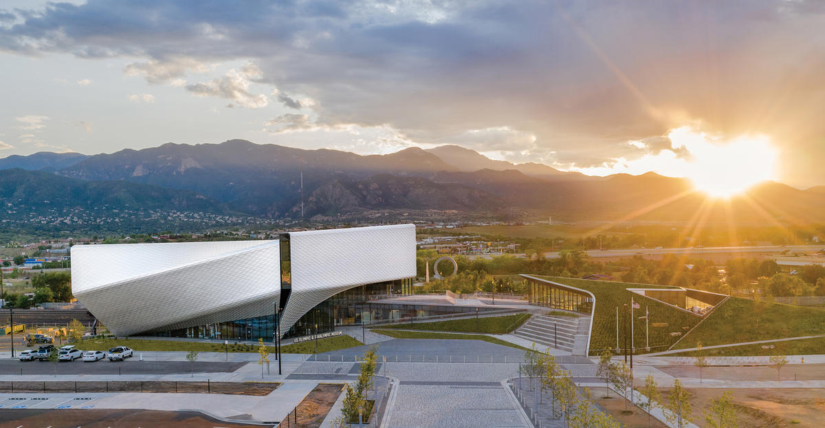 U.S. Olympic and Paralympic Museum, Colorado Springs, Colo.