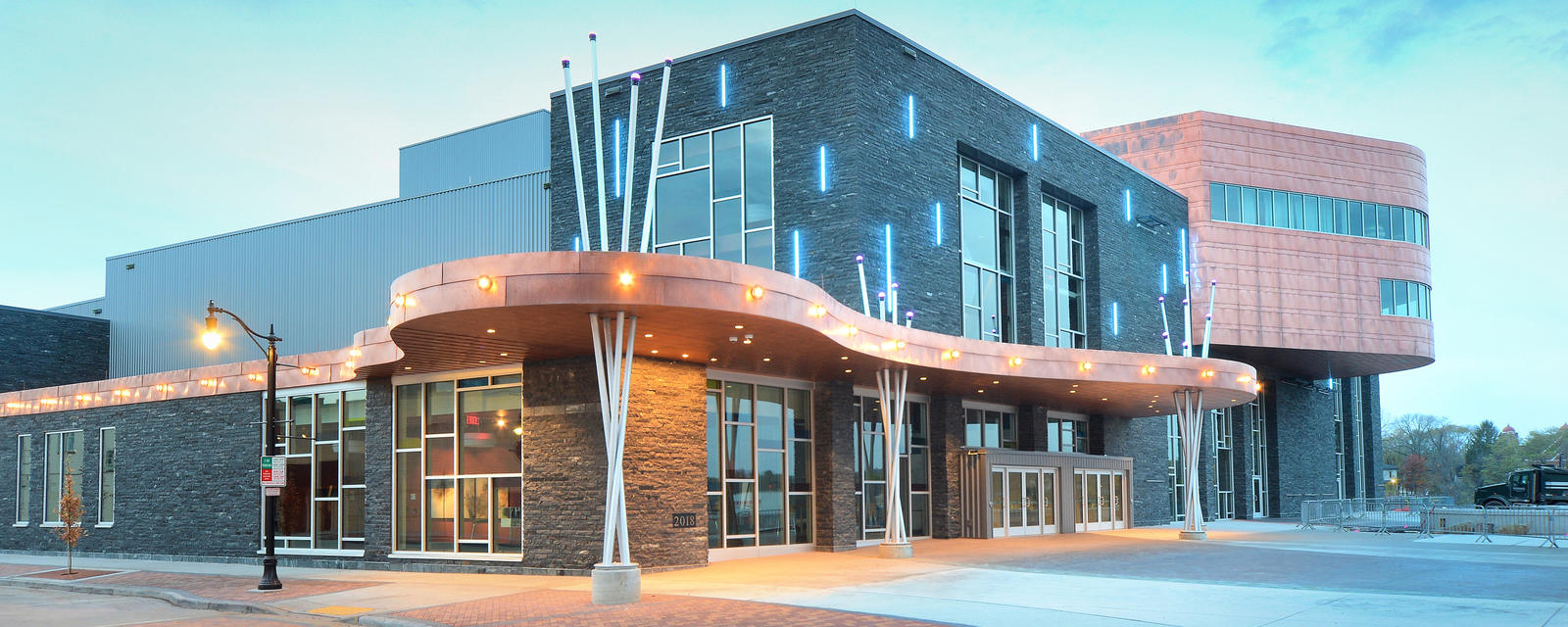 The Pablo Center at the Confluence, Eau Claire, Wisc.