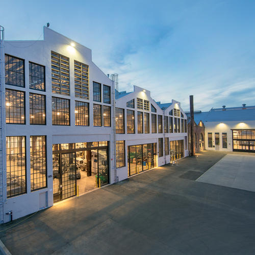 Pier 70, Building 115 and 116, San Francisco