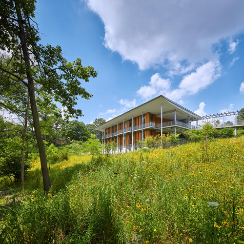 Frick Environmental Center, Pittsburgh, Pa.