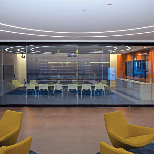 Glass Walls Partitions Architectural Products