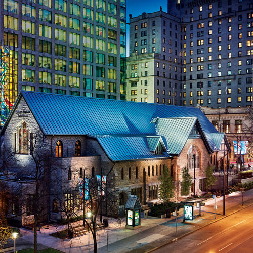 Christ Church Cathedral, Vancouver, British Columbia