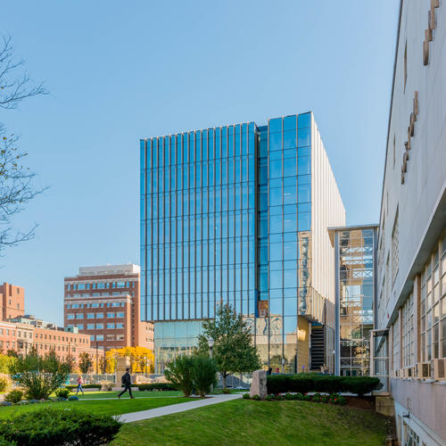 Rajen Kilachand Center for Integrated Life Sciences & Engineering at Boston University, Boston, Mass.