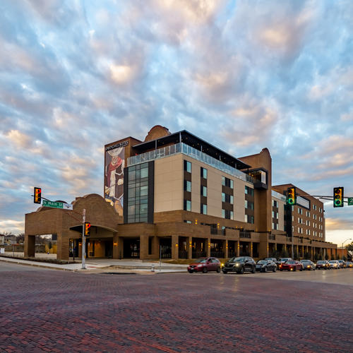 Marriott Springhill Suites, Fort Worth, Texas