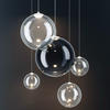 Random Solo, designed by Chia-Ying Lee, is reminiscent of floating bubbles